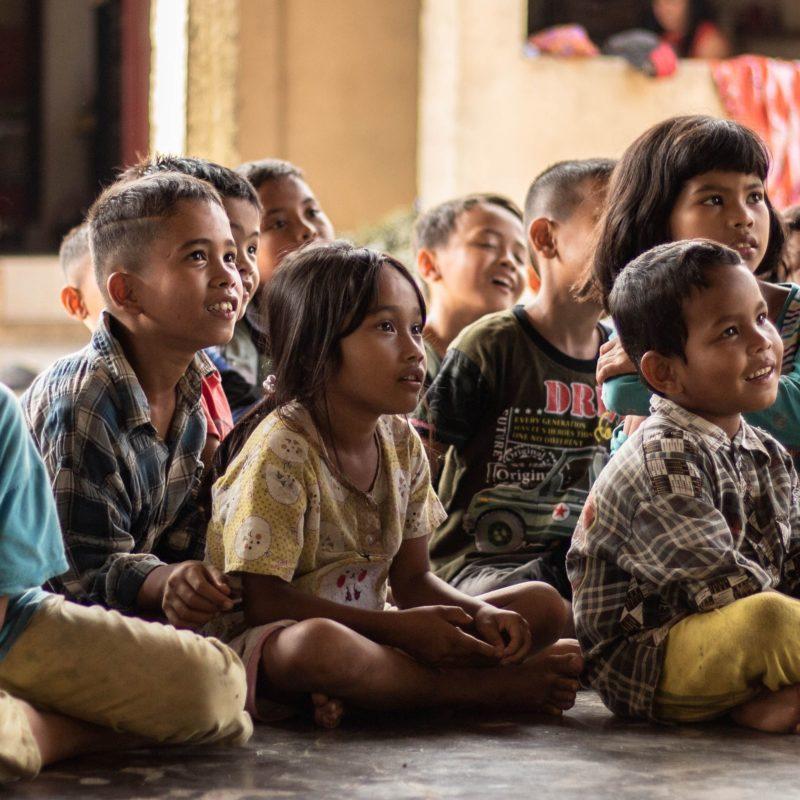 Education: building forward together; stronger, bolder, better